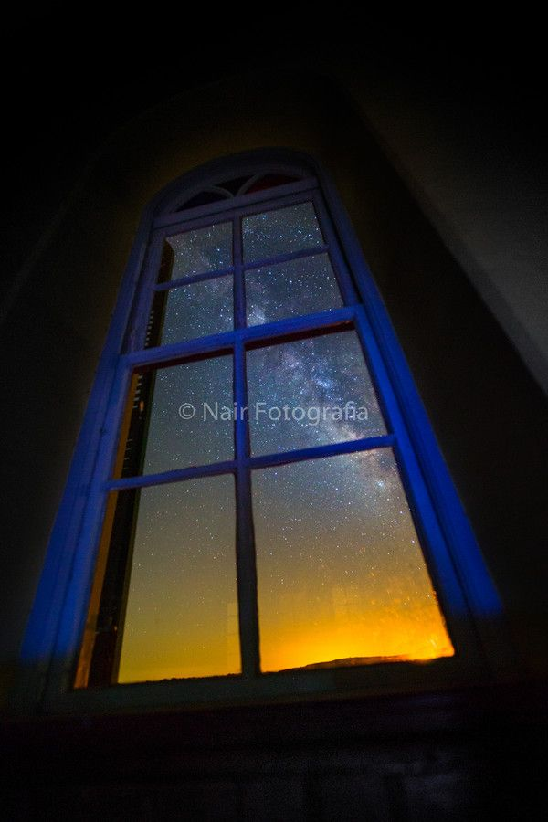 Window to the Heavens by Nair Fotografia on 500px