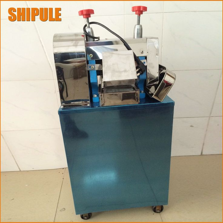 Stainless steel electric sugarcane machine for home, sugarcane juice extractor, sugar cane juicer, sugarcane juice machine