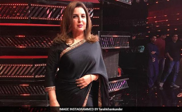 """Director Karan Johar said choreographer and filmmaker are honest and professional with Farah Khan measurement of work, we can understand that he will take the wedding film """"Dilwale 1995 Yash Raj Films"""""""