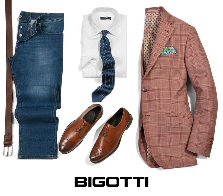 #Jeans & #blazer – a #modern , #urban , #versatile #combination #Browse and #shop in #Bigotti #men #clothing #stores and on www.bigotti.ro