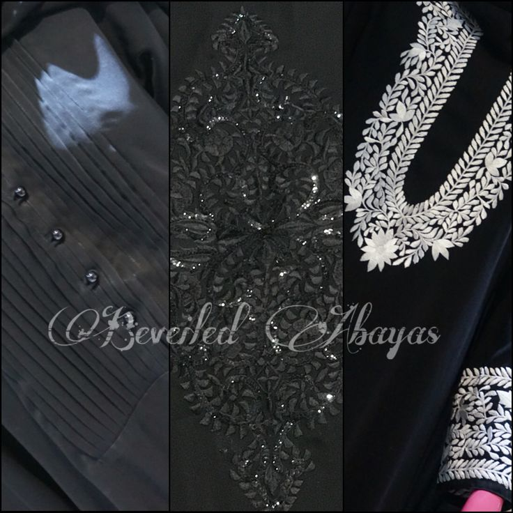 #AswadCollection #Black #Abayas  #SemiFormal  Our stunning #Aswad collection✨