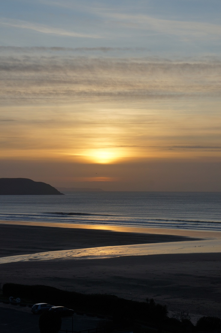 Woolacombe Bay, North Devon ...... Could always return to our happy place ❤️
