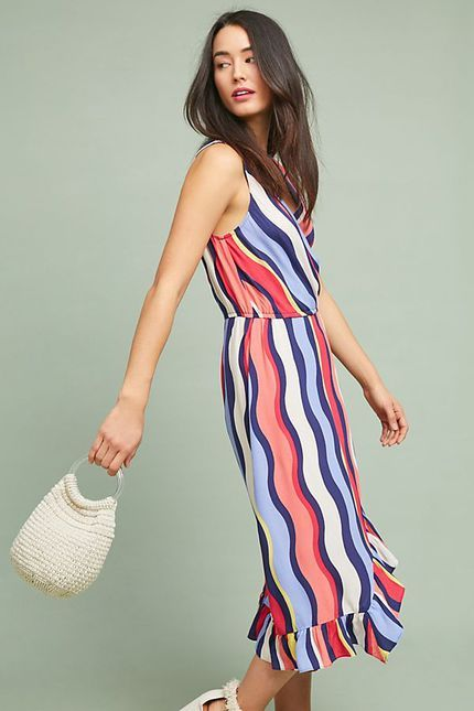 f5927f77b86f Deal of the Day | The Miller Affect | A Night Out | Dresses, Wrap Dress,  Outfits