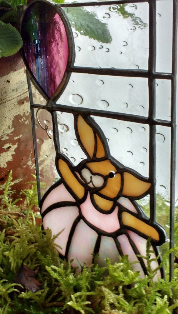 An original, designed and created by Purple Urchin. I can recreate in different colour schemes making an item completely personal and individual, please message if you would like this option. Measures approx. 16 cm length, 9 cm width. Loops can be added for hanging.  Made by the copper foil method, using a variety of eye catching glass, the skirt has an iridescent finish. Detailing is added with wire and bead.