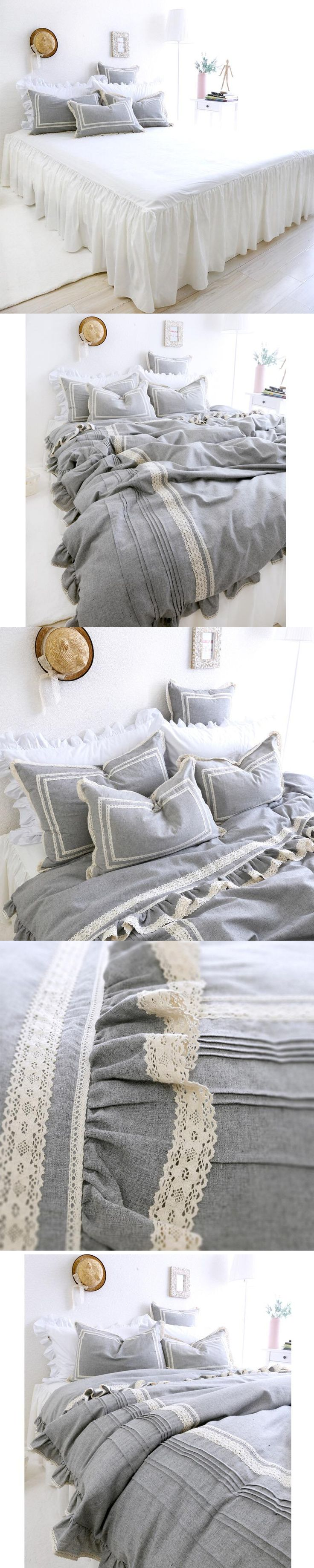 Best 25+ Grey bed sheets ideas on Pinterest | Grey bed linen, Grey ...