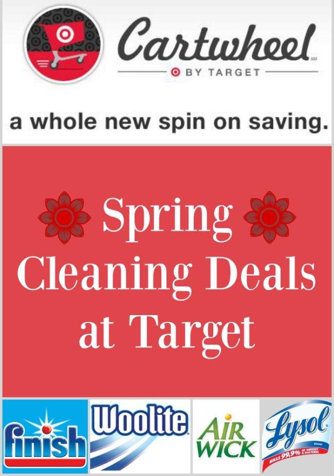 Spring is here! How is your spring cleaning going? Now is a great time to stack some savings at Target for fantastic deals on your favorite cleaning brands #EverydaySaves - shopping - savings - deals - spring cleaning - home #ad
