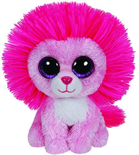 Ty Beanie Boos Fluffy - Pink Lion Ty http://www.amazon.com/dp/B00MGV9KXY/ref=cm_sw_r_pi_dp_Yg97ub0EZ4SQX