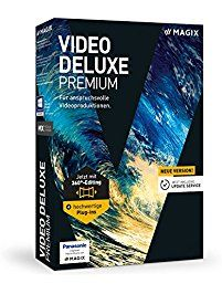 MAGIX Video deluxe – 2017 Premium – für anspruchsvolle Videobearbeitung by Magix Platform : Windows 10, Windows 7, Windows 8