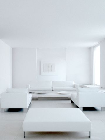 All White Interiors 517 best white interiors images on pinterest | architecture, white
