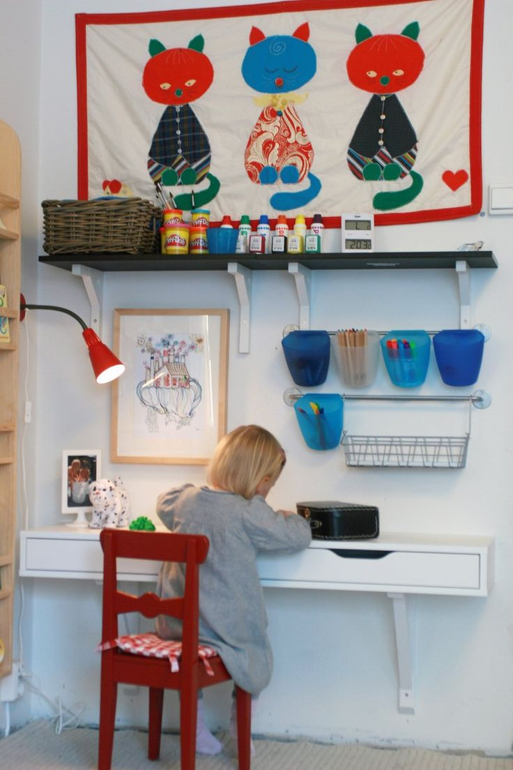 Ideas and inspiration for kids decorating with stuva petit amp small - A Colorful Play Room For Olivia My Play Room