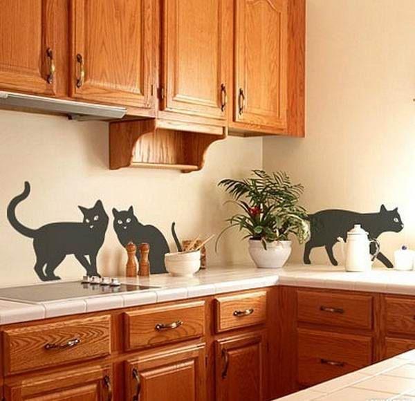Декор стен на кухне в квартире советы и фото