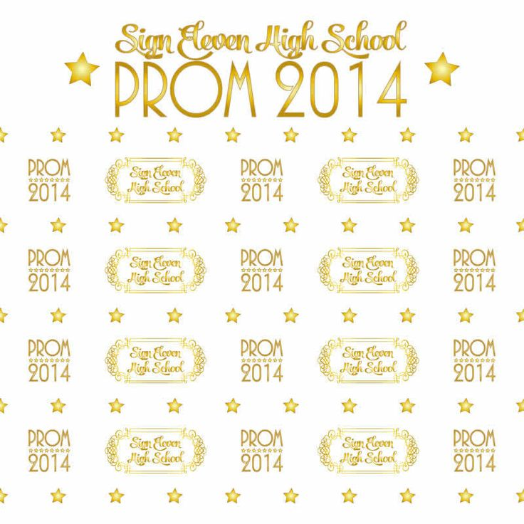 The Best Prom Step And Repeat Templates Images On Pinterest - Step and repeat banner template