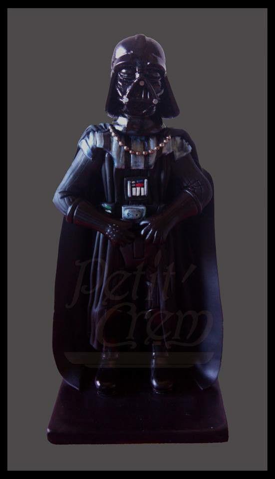Star Wars. Darht Vader.Porcelana Fría.