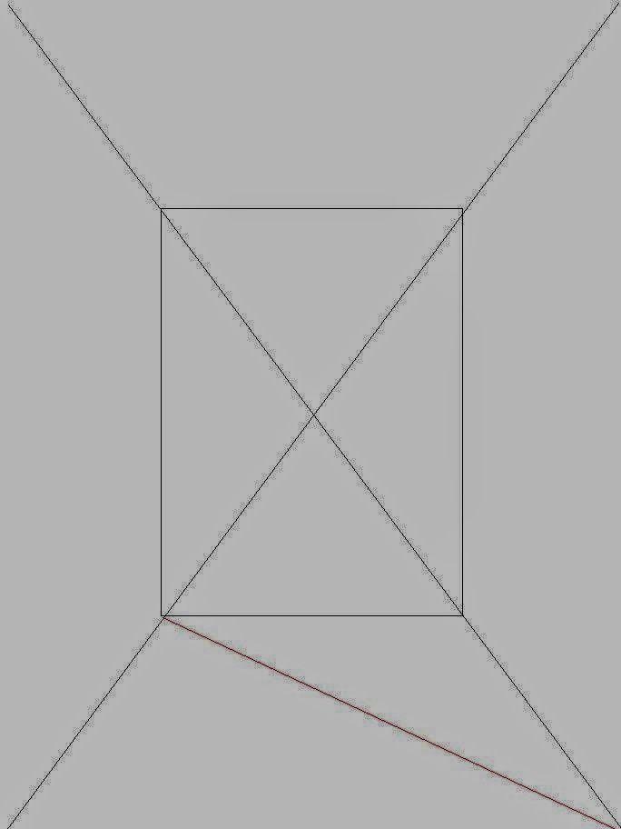 Cara Menggambar Ruangan dengan Satu Titik Perspektif – Ide Plus