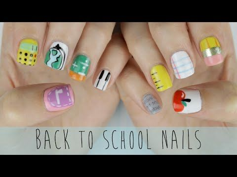 Best 25 pencil nails ideas on pinterest amazing nails cool in todays diy nail art tutorial ill be showing you prinsesfo Gallery