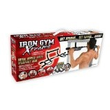 Iron Gym Total Upper Body Workout Bar - Extreme Edition (Sports)By Pro Fit
