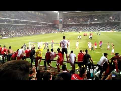 Benfica | Momentos finais do Jogo - Boavista Vs Benfica 2017