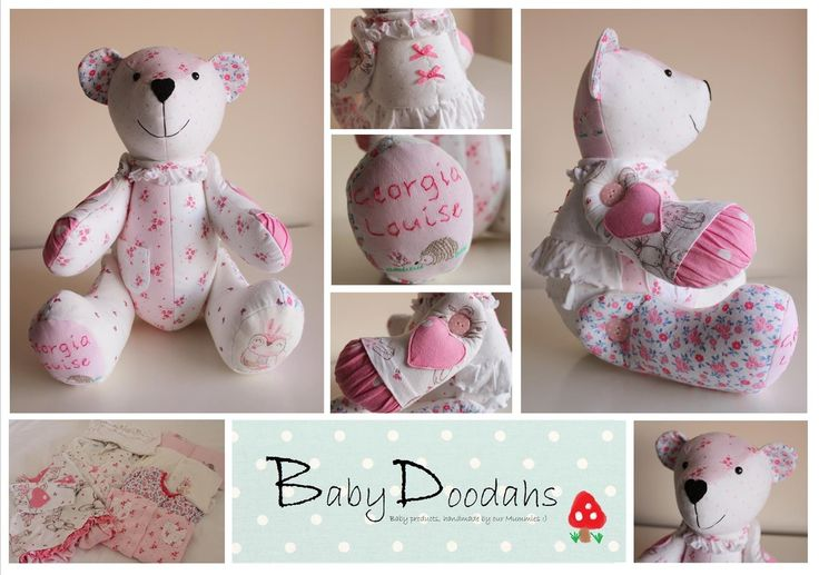 9 besten Teddy dress patterns for Zwergschlammelfen Bilder auf ...