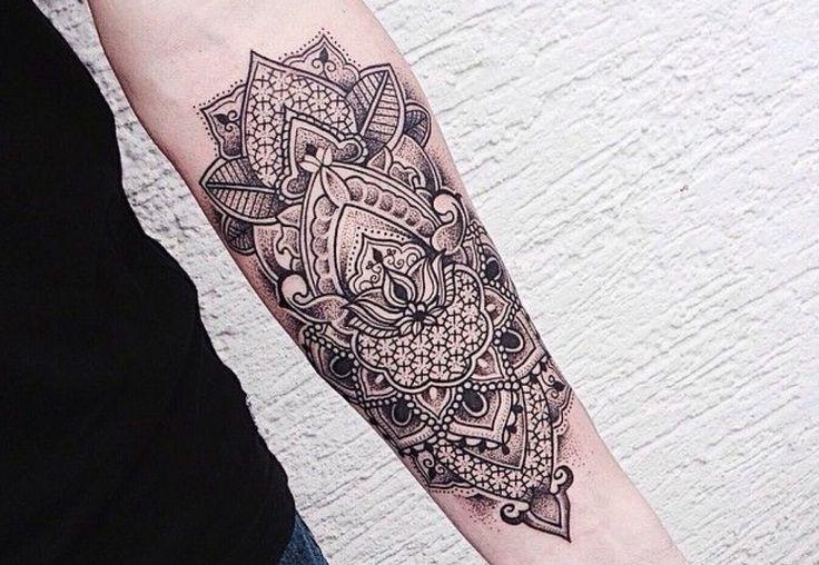 Histoire et origine du tatouage mandala