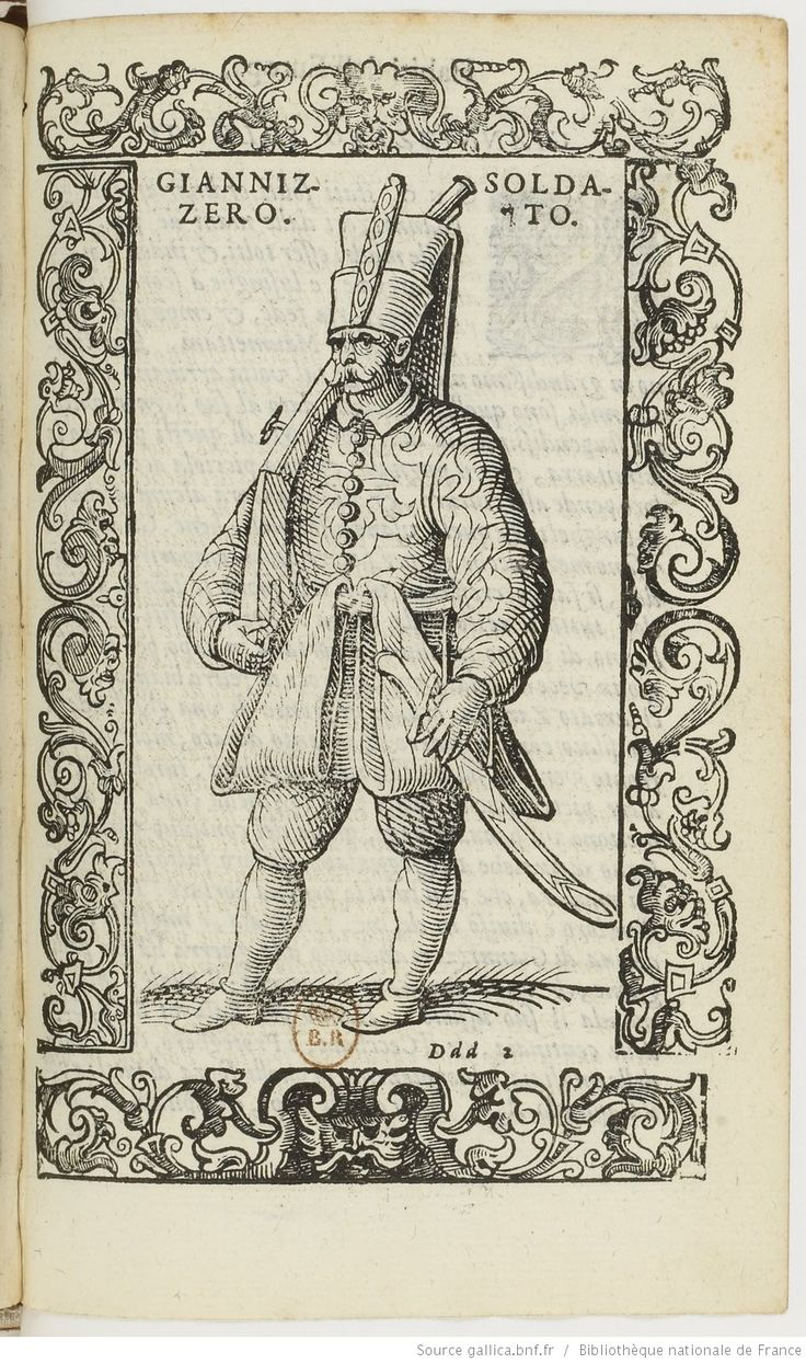 Janissary Soldier