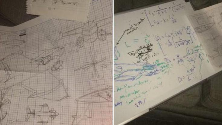 Úgy berúgott a mérnökhallgató, hogy tervezett egy repülőt | 24.hu