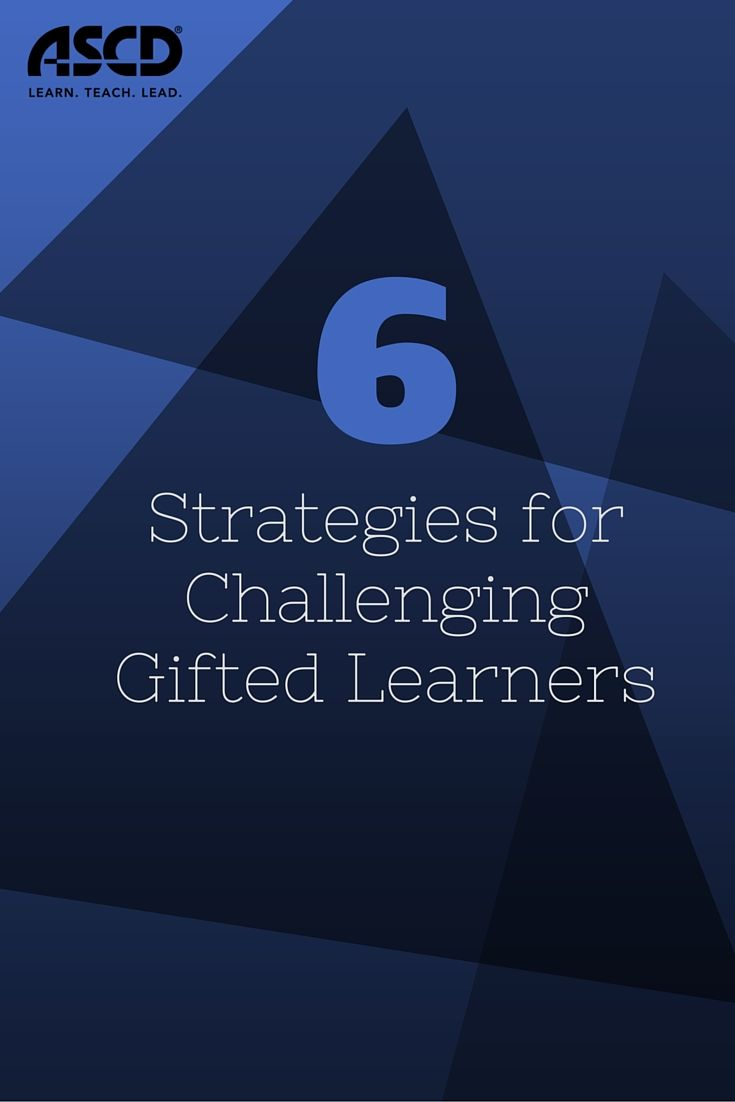 Find practical ways to tend to the complex needs of your high-ability students—without taking the joy out of learning.