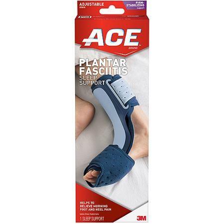 ACE Plantar Fasciitis Sleep Support 209616, One Size Adjustable - Walmart.com
