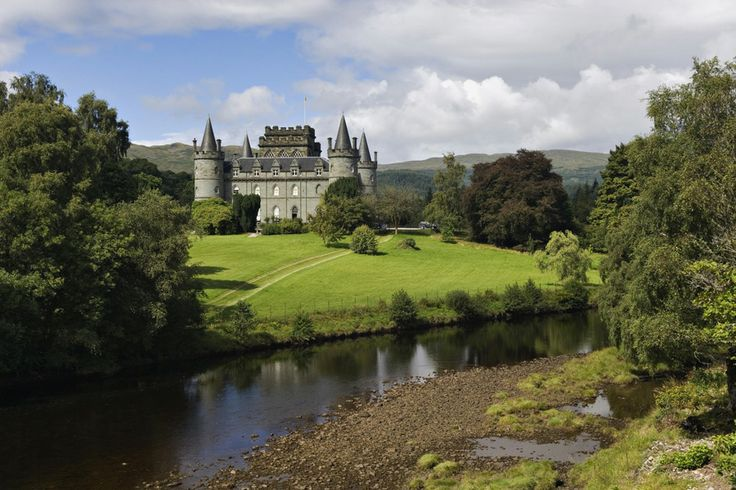 The most beautiful castles in Scotland | Scotland, Eilean ...