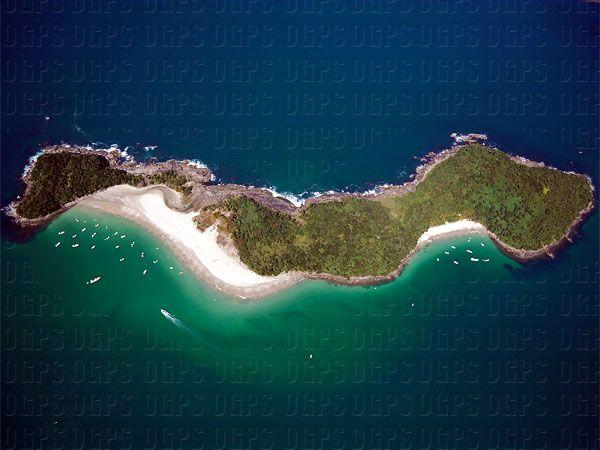 islands - São Sebastião, SP