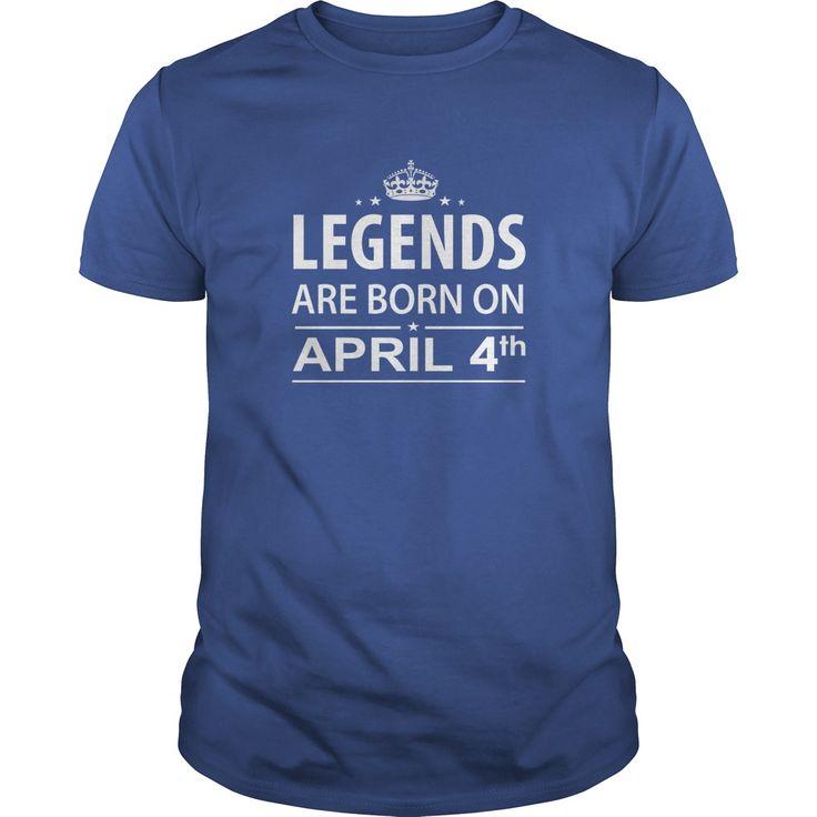 Birthday April 4 copy birthdays legends Shirts TShirt Hoodie Shirt VNeck Shirt Sweat Shirt for womens and Men ,birthday, queens I LOVE MY HUSBAND ,WIFE Birthday April 4 copy-love