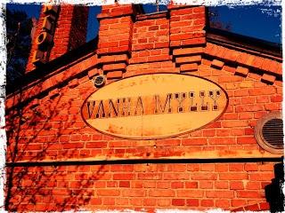 "Restaurant "" Old Mill"" #Jamsankoski#restaurant#hometown"""