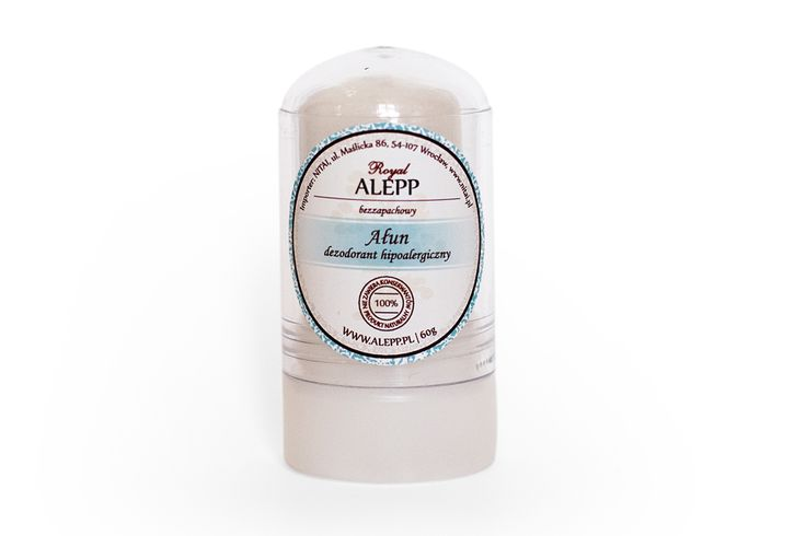 Dezodorant Ałun 60g