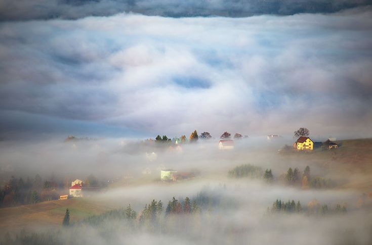 Living In Mystery Misty Mountains Is More Awesome Than You Can Think Of Amazing  Dosed