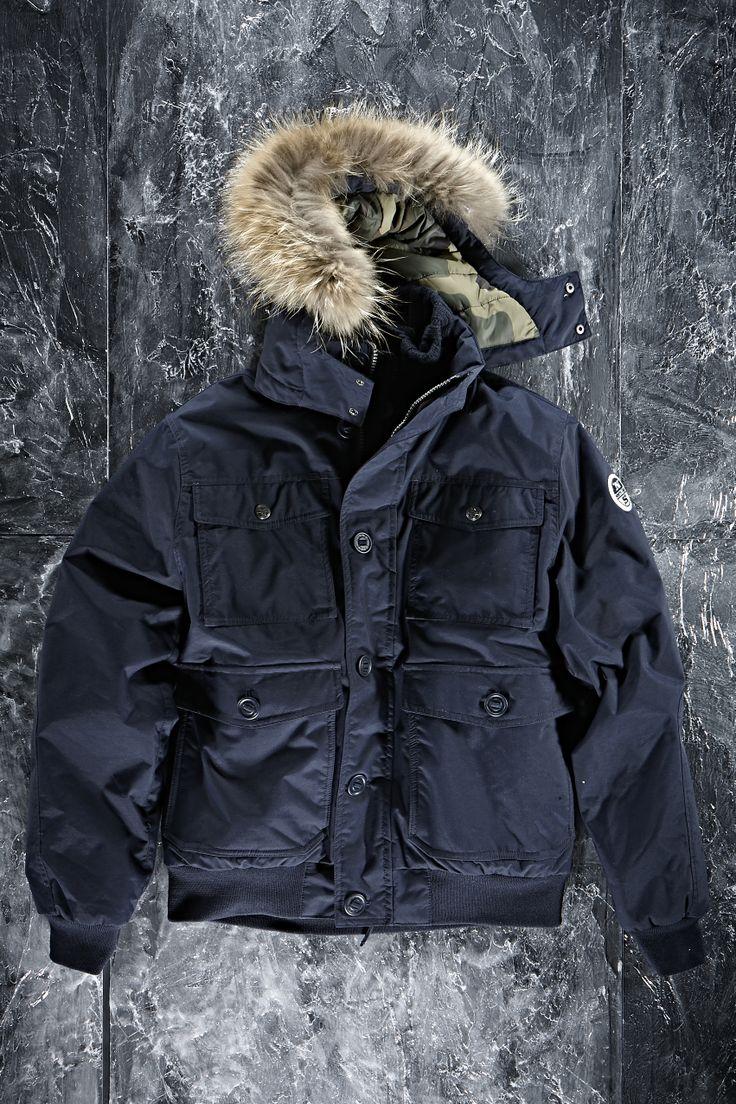 #NorthSails #Lookbook #collection #fall #winter #2013 #2014 #Jacket #Hooded #Fur #parka #Cesare #Medri