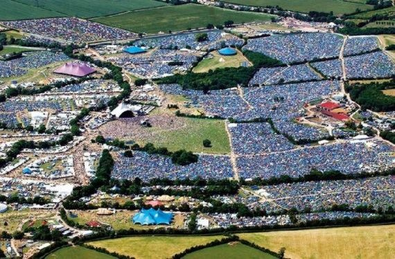 The Glastonbury Festival