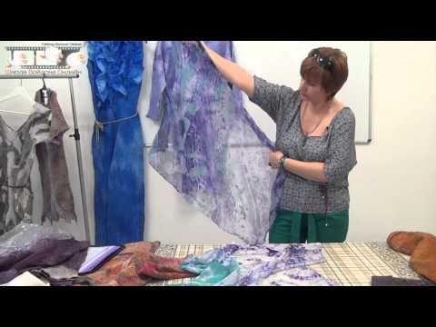 Видеосюжет с МК по валяным юбкам (версия ЯМ) - YouTube
