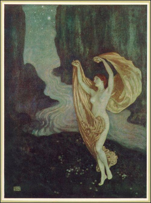 Cave to Canvas, Edmund Dulac