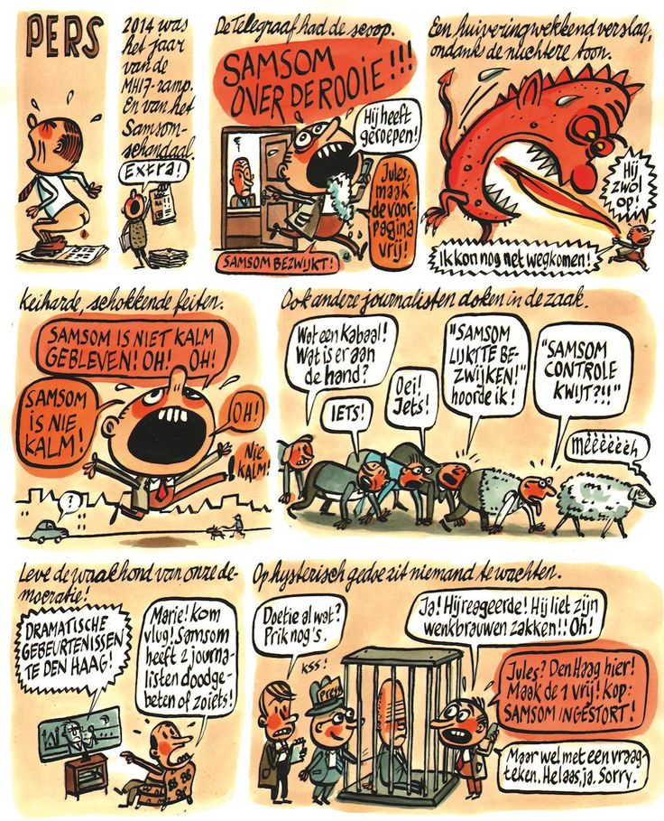 """De toestand van de politieke journalistiek. """" (via @vrij_nederland)"""