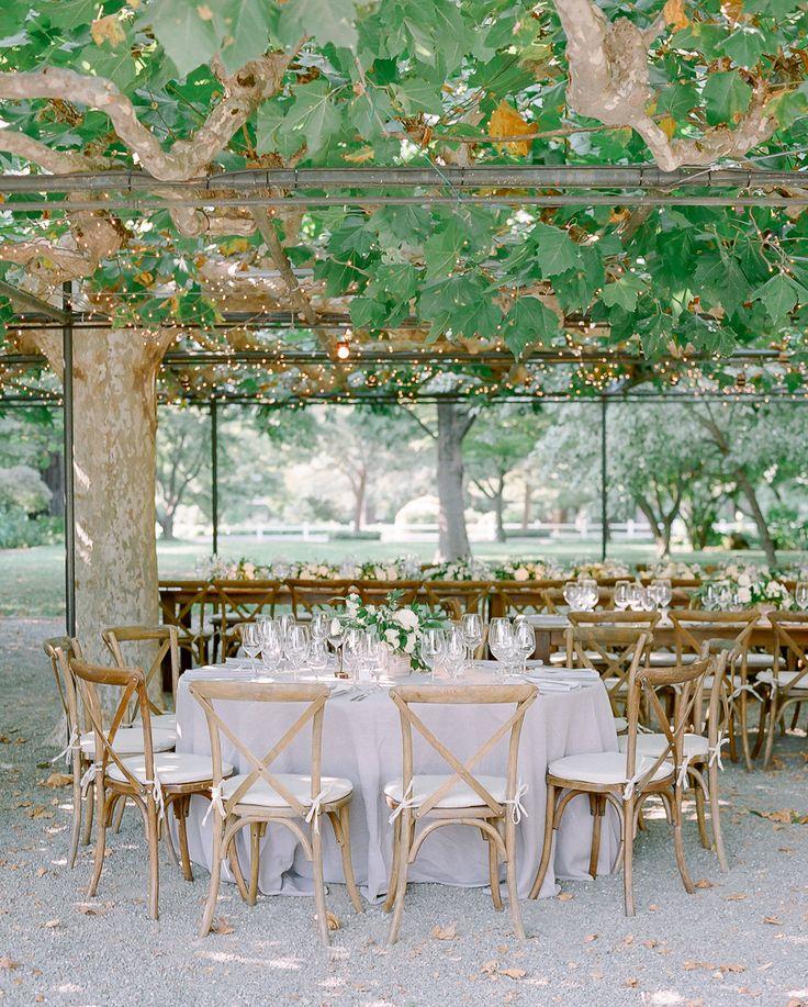 A California Garden Wedding Dripping With Romance