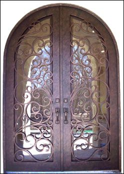 9 best Doors for da Joint images on Pinterest | Doors, Irons and ...