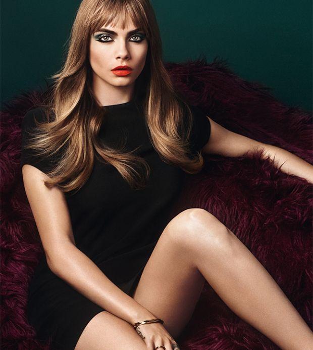 Скандал: осенняя коллекция макияжа YSL   Vogue Ukraine