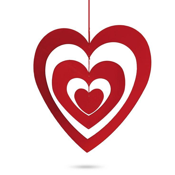 valentýnské srdce -