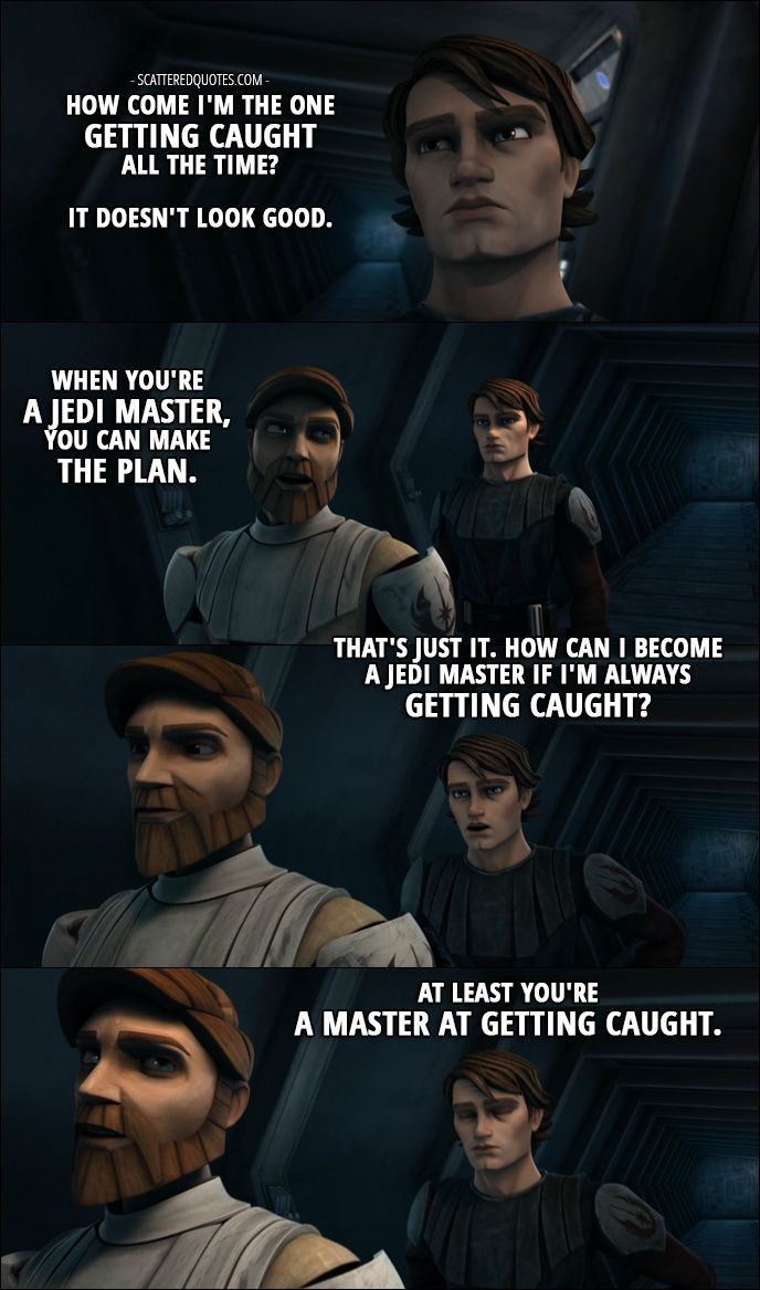 100 Best Star Wars The Clone Wars Quotes Star Wars Quotes