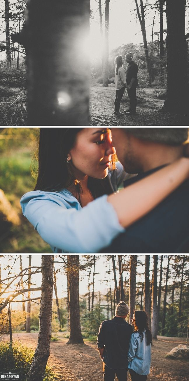 Forest Engagement Session in Los Angeles