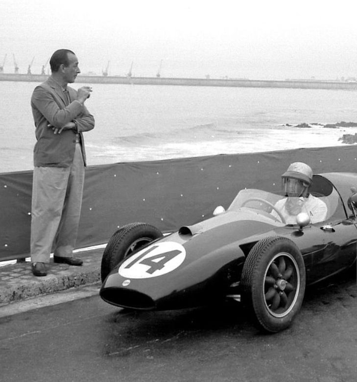 The Best Images About Sir Jack Brabham On Pinterest Cars