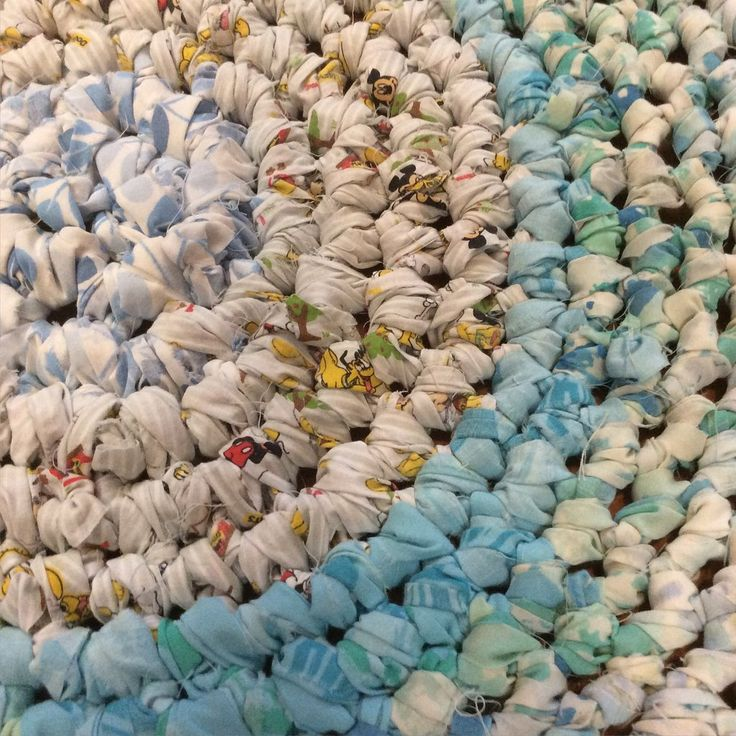 266 Best Rag Rugs Images On Pinterest
