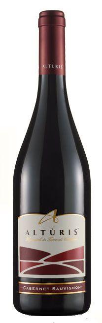 Leckere und preiswerte #Rotweine aus #Friaul bei #vineola in #Günzburg: #ALTURIS Cabernet Sauvignon IPG 2015 Trockener, italienischer Rotwein mit delikatem Bouquet nach Pflaumen, Sauerkirsche, Veilchen und schwarzem Pfeffer sowie Kakao. #cabernatsauvignon