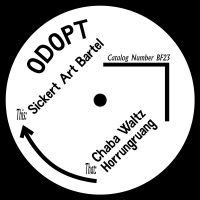 Dark late night groovers by the Odopt bad boys, straight out the kitchen of Bar Simachev. Horrungruang is simply a killer track.