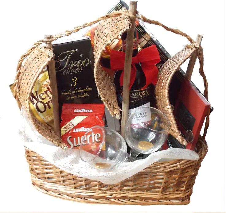 Cos cadou Sailor's Gift www.venellagift.ro