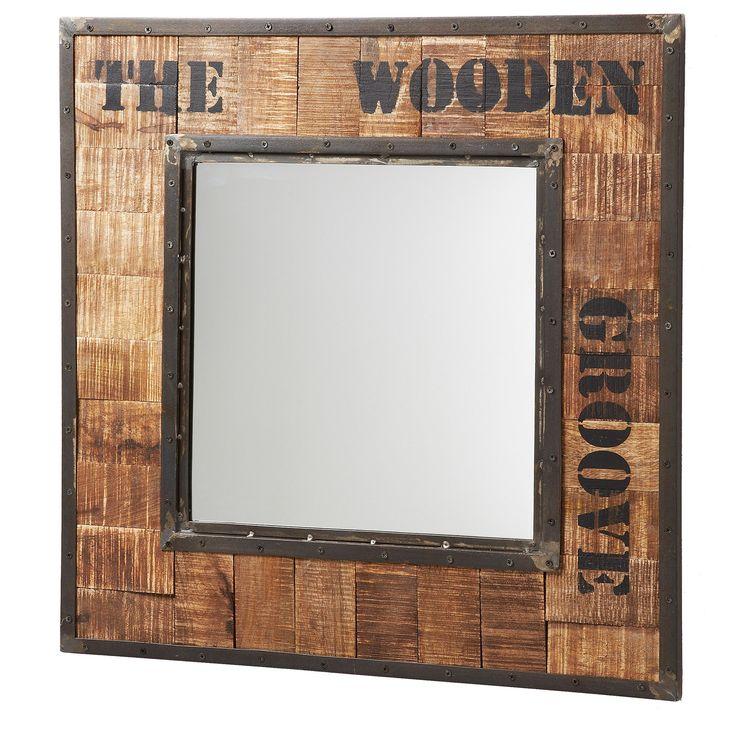 1000 id es sur le th me bord de miroir sur pinterest pilleurs de tombes ch - Miroir style industriel ...